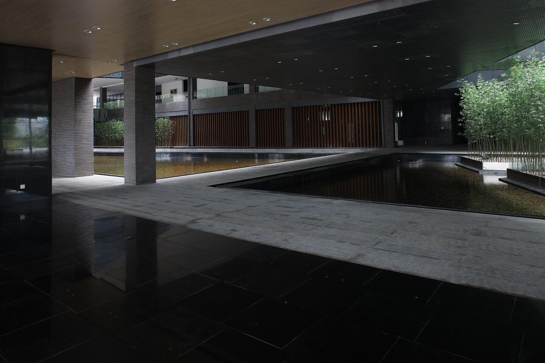 華僑大學廈門工學院圖書館公共區域